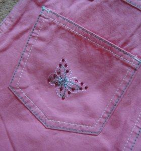 Новый сарафан джинс