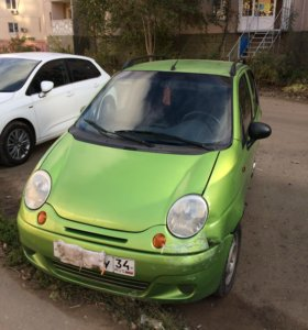 Daewoo matiz AT 2005