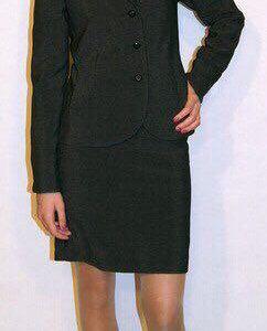 Костюм(пиджак и юбка)