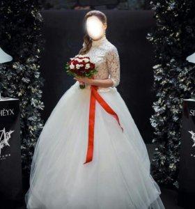 Свадебное платье Юлали