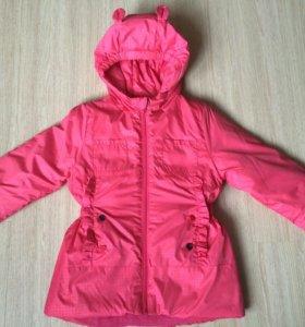 Новая зимняя куртка Coccodrillo