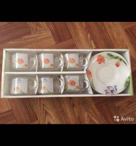 Чайный набор( сервиз)
