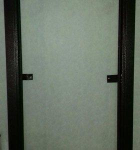 НОВАЯ железная дверь