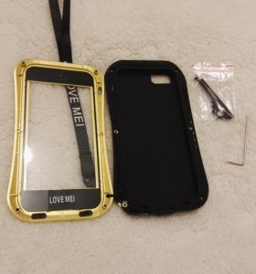 Противоударный чехол на айфон 5s