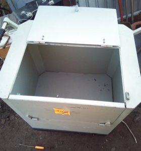 Метоллический Шкаф