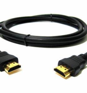 hdmi кабель (новый) в упаковке