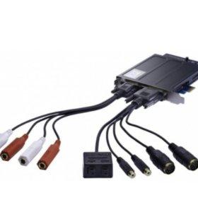 Внутренняя звуковая карта E-MU Audio