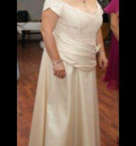 Вечернее платье 54 размера