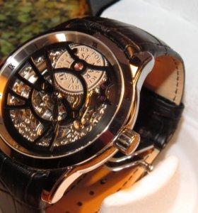 Часы Ulysse Nardin скелетон