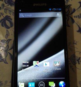 Philips Xenium W6610 смартфон