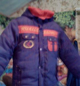 Куртка детская 9-11лет