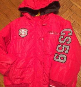 Куртка зимняя, 122 см