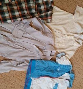 Четыре рубашки S