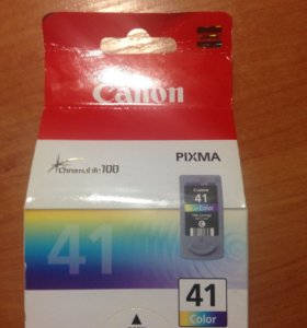 Картридж cl-41, для Canon Pixma