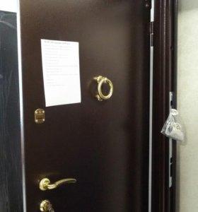 Металлическая дверь (Бежецк)