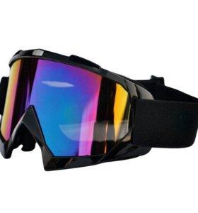 Очки GXT для мотокросса, сноуборда, лыж, снегохода