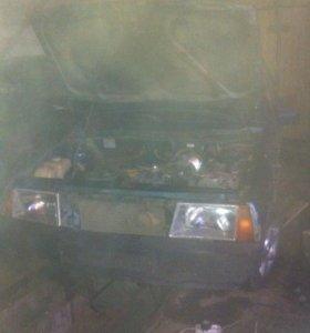 Двигатель карбюраторный на Ваз 2109