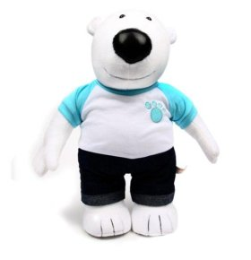Медвежонок Поби (Пороро) 45 см