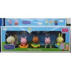 Игрушки для ванны Свинка Пеппа