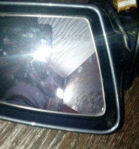 Зеркало на Audi a4 b7