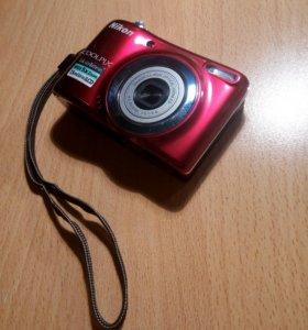 Удобный фотоопарат NIKON Coolpix  L25