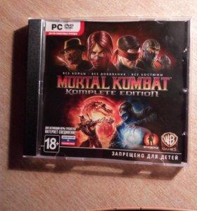 Игра Mortal Kombat Komplete Edition