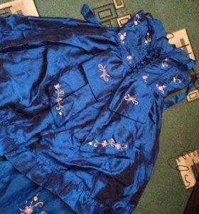 Праздничное платье для девочки НОВОЕ