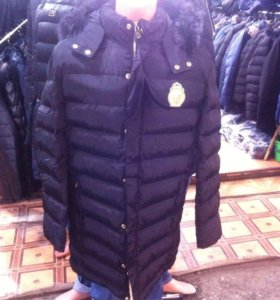 Куртки удлененные