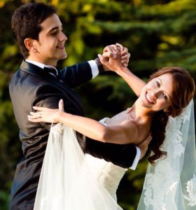 Свадебный танец.