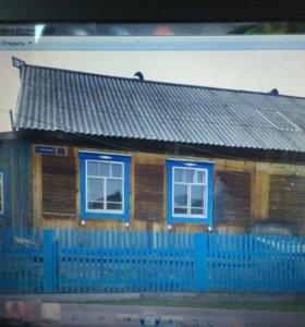 Дом в большемуртинском районе