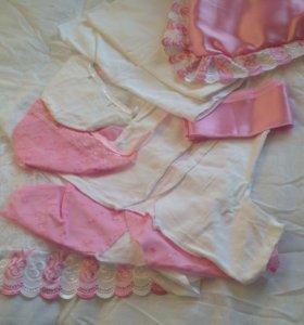 Конверт одеялко розовое