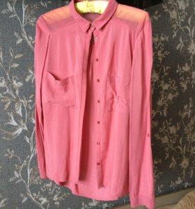 Новые блузки-рубашки