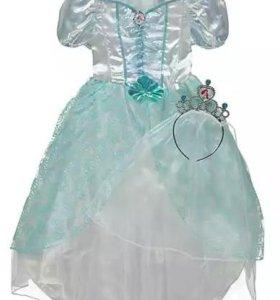 Платье. Англия. Disney /Ариэль./