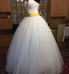 Шикарное, новое Свадебное платье !!!