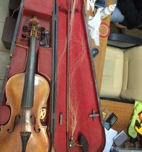 Скрипка Jacobus Steiner