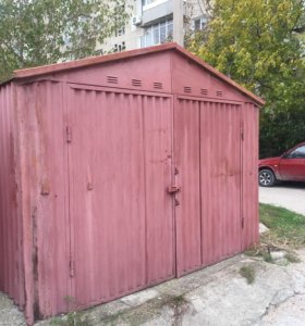Продам гараж 18 м.кв