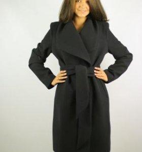 Новое пальто кашемир р- р 54-56