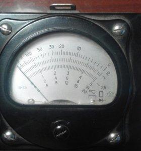 Мультиметр аво63 омметр, вольтметр, амперметр