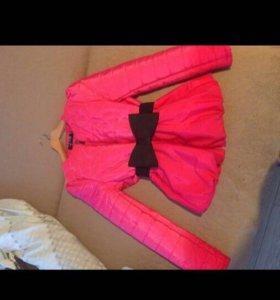 Модная куртка в отличном состоянии