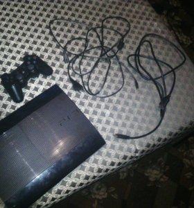 PS3 и 5 игр для него