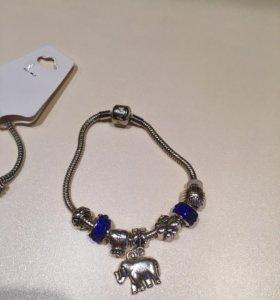 Новые браслеты