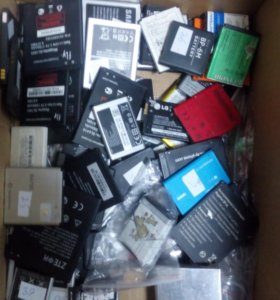 Батарейки для телефонов..