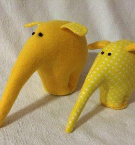 Слоники тильда