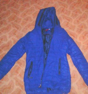 Куртка осень-весна, зима 44 р.