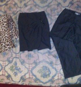 Кофты, юбки, штаны, сарафан