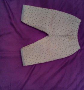 Утеплёные штанишки