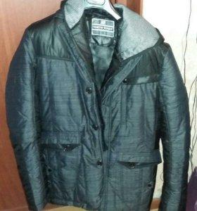 Куртка зимняя 46