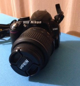 Продаю фотоаппарат Nikon 3100