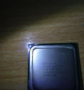 Intel Core 2 Duo  4400 2.0 ГГц
