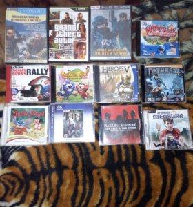 Игры на PC. Не дорого